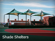 Shade and Shelters