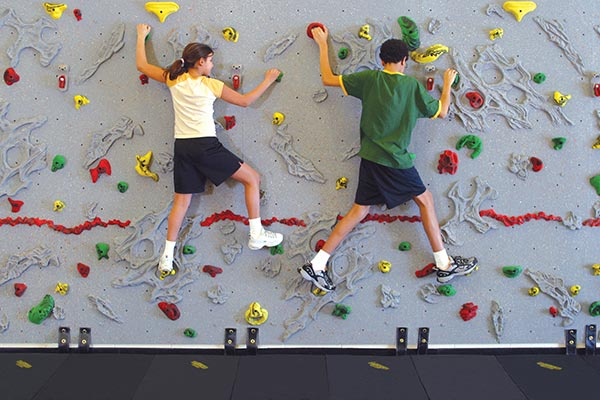 Climbing Walls | Freestanding, Top Rope, Early Childhood Climbing ...