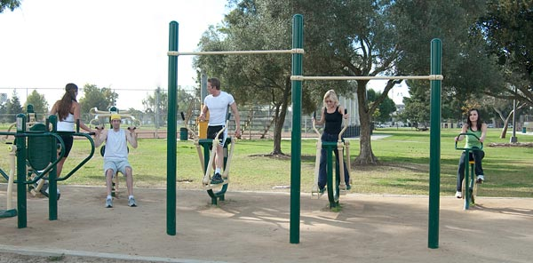 Outdoor Exercise Equipment Outdoor Exercise Equipment