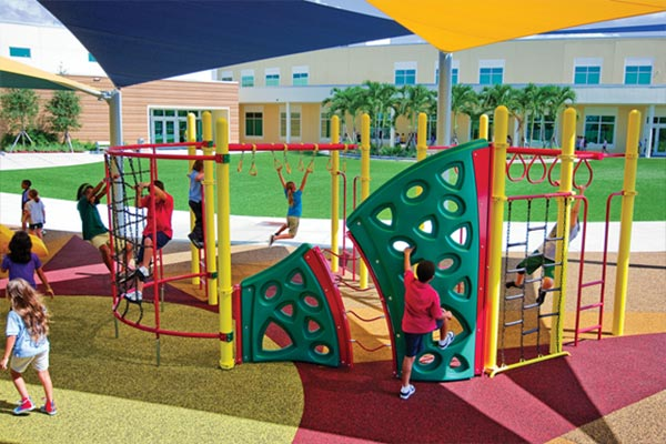 playground safety Guidelines and safety regulations: playground inspections are based on the  latest american society for testing and materials (astm) standards f1487-05,.