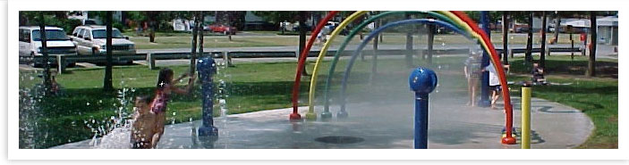 Water Park and Splash Pads